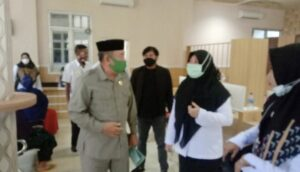 Komisi I DPRD Jeneponto Pantau Pelayanan Disdukcapil
