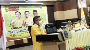 Taufan Pawe Dorong Iksan ke Senayan dan Sebut Hj Hamsiah Berpotensi Gantikan Jadi Bupati
