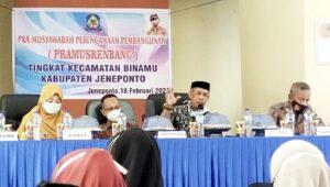 Awaluddin Sinring Sebut Dana Pokir 2021 Masuk di Dapil I Sebanyak 7 Miliar
