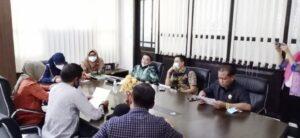 Wakil Ketua dan Bapemperda DPRD Jeneponto Kunker ke Biro Hukum Pemprov Sulsel