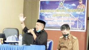Hadiri Musrenbang Kecamatan Binamu, Anggota DPRD Jeneponto dari Fraksi PAN Harap ini