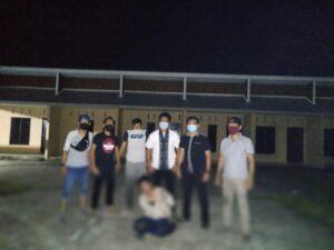 Satresnarkoba Polres Jeneponto Ringkus Tahanan Kejaksaan yang Melarikan Diri
