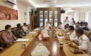 Ombudsman Perwakilan Sulsel Monitoring Tindak Lanjut LAHP kepada 9 Desa di Jeneponto