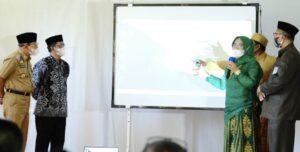 MTsN I Jeneponto Launching Pembelajaran Berbasi Digital