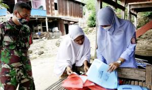 Kadinsos Jeneponto Sidak E-warung, Bahan Sembako yang Disalurkan Sesuai Pesanan KPM