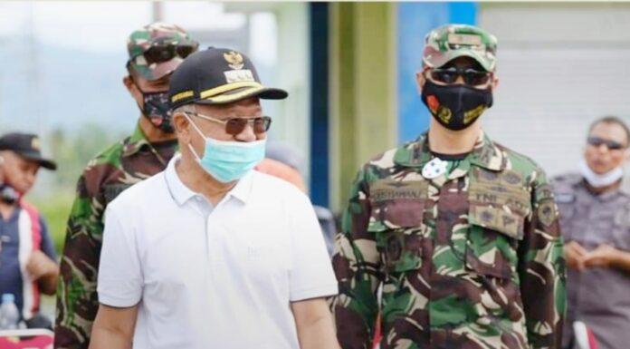 Bupati Jeneponto Sebut Tagline ASR Inovasi Baru TNI untuk Menyatu dengan Rakyat