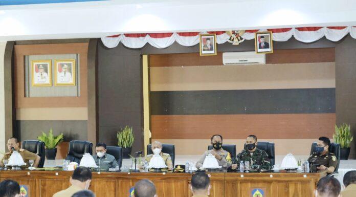 Pasca Bom Bunuh Diri di Makassar, Kapolres dan Dandim Jeneponto Paparkan Kondisi Keamanan