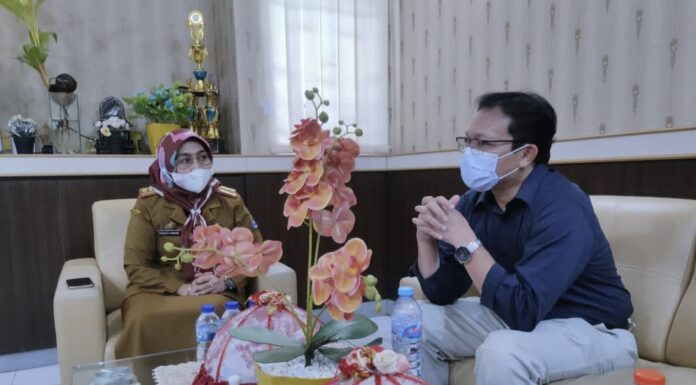 Direktur NLR Indonesia Pantau Kegiatan Project Mardika di Jeneponto