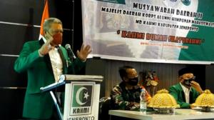 Ketua Presidium KAHMI Sulsel Isyaratkan Iksan Iskandar Untuk Maju Calon Legislatif DPR RI