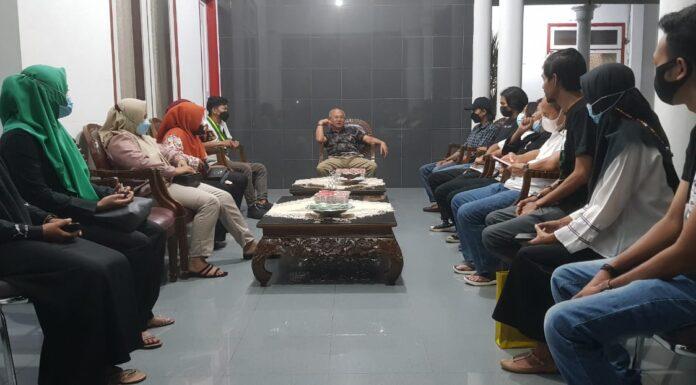 SEMMI Jeneponto Silaturahmi dengan Bupati