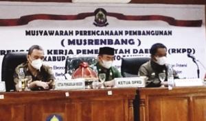 Sejumlah Anggota DPRD Hadiri Musrenbang RKPD Tingkat Kabupaten Jeneponto, 822 Pokir yang Diprogramkan